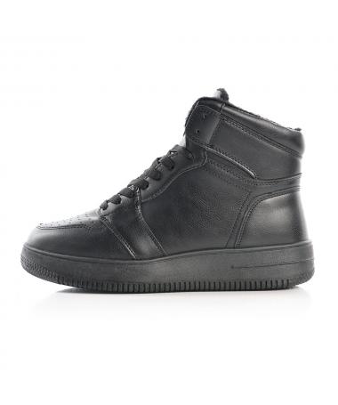Pantofi Sport De Barbati J1862 Negre - Trendmall.ro