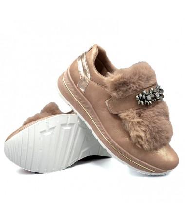 Pantofi Sport Lisma Roz De Dama - Trendmall.ro
