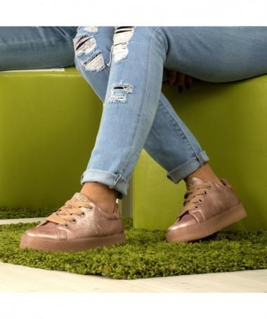 Pantofi Sport De Dama Nelisa Roz - Trendmall.ro