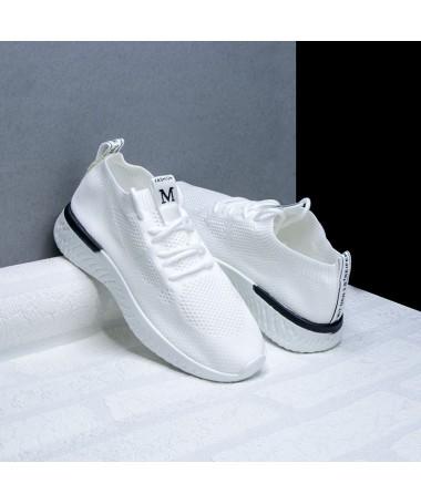 Pantofi Sport De Dama Orsino Albi - Trendmall.ro