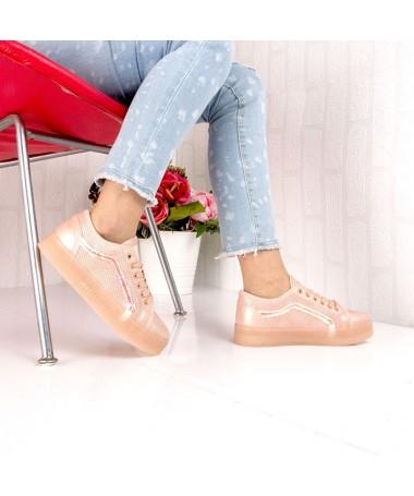 Pantofi Sport De Dama Dareli Roz - Trendmall.ro