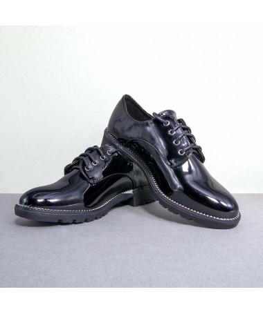 Pantofi De Dama Timoli Negri - Trendmall.ro
