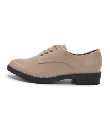 Pantofi De Dama Timoli Nude - Trendmall.ro