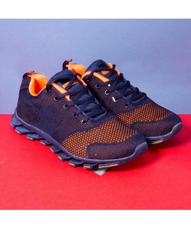Pantofi Sport De Barbati Mariko Bleumarin - Trendmall.ro