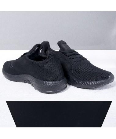 Pantofi Sport De Barbati Totis Negri - Trendmall.ro