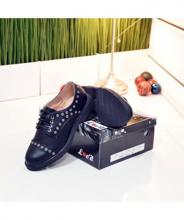 Pantofi De Dama Mira Negri - Trendmall.ro