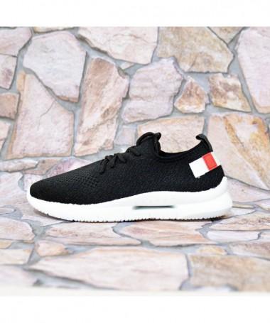 Pantofi Sport De Barbati Aeron Negri - Trendmall.ro