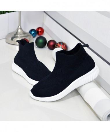 Pantofi Sport De Dama Didina Negrii - Trendmall.ro