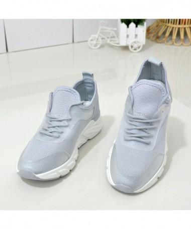 Pantofi Sport De Dama Bump Gri - Trendmall.ro
