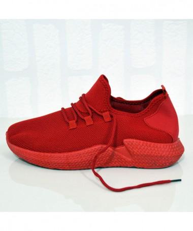 Pantofi Sport De Barbati Highy Rosii - Trendmall.ro