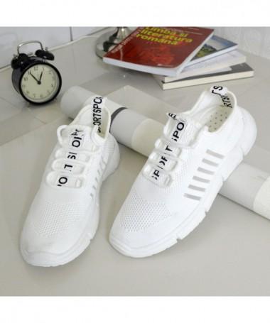 Pantofi Sport De Barbati Artivo Albi - Trendmall.ro