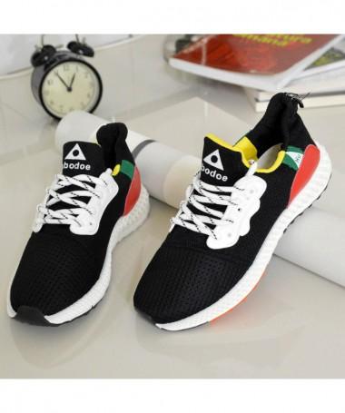 Pantofi Sport De Dama Hurry Negri - Trendmall.ro