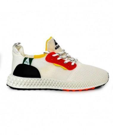 Pantofi Sport De Dama Hurry Albi - Trendmall.ro