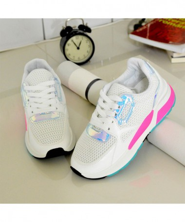 Pantofi Sport De Dama Susa Albi - Trendmall.ro