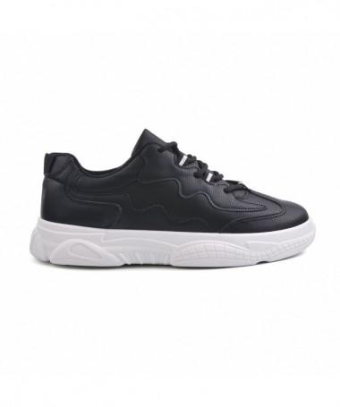 Pantofi Sport De Barbati Soloz Negri - Trendmall.ro