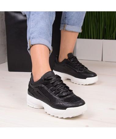 Pantofi Sport De Dama Negrii Saper - Trendmall.ro