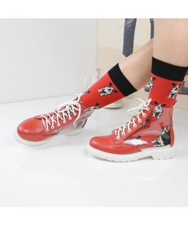 Pantofi Sport De Dama Transparency Rosi - Trendmall.ro
