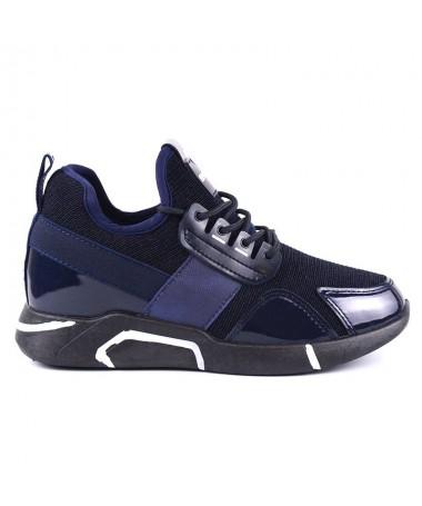 Pantofi Sport De Dama Sportur Albastru Inchis - Trendmall.ro