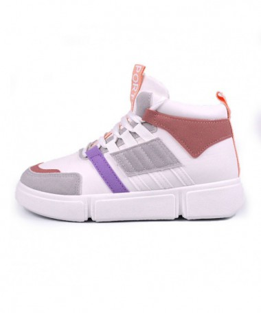 Pantofi Sport De Dama Elitana Albi - Trendmall.ro