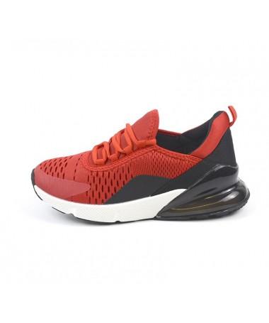 Pantofi Sport De Barbati Jamba Rosi Cu  Negru - Trendmall.ro