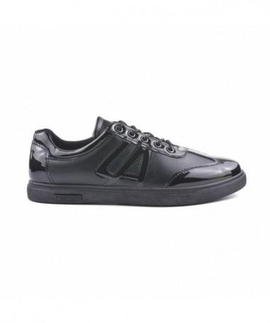Pantofi Casual De Barbati Lauren Negri - Trendmall.ro