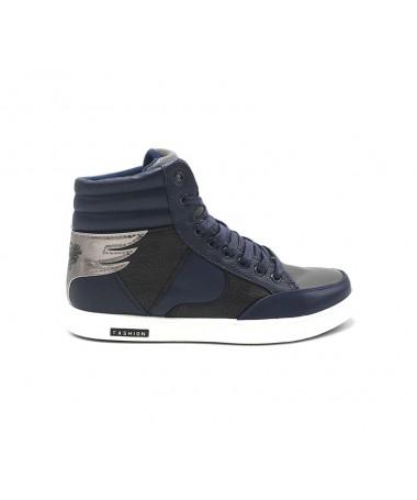 Pantofi Sport De Barbati  Wings Albastri - Trendmall.ro