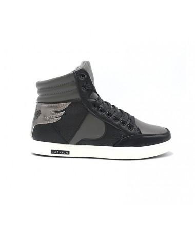Pantofi Sport De Barbati  Wings Gri - Trendmall.ro