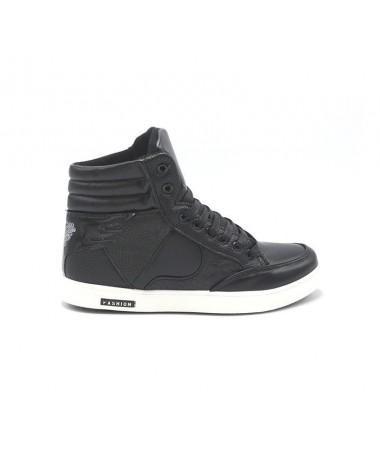 Pantofi Sport De Barbati  Wings Negri - Trendmall.ro
