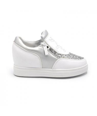 Pantofi Sport De Dama Rabbit Albi - Trendmall.ro