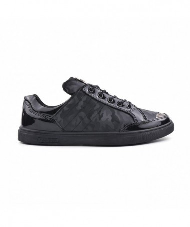 Pantofi Casual De Barbati Verse Negri Army - Trendmall.ro