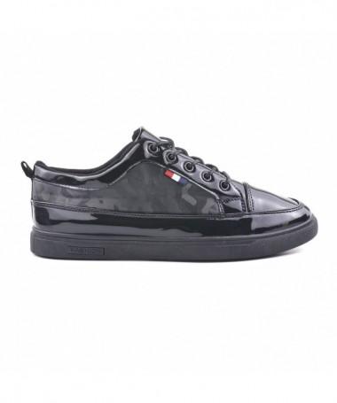 Pantofi Casual De Barbati Insti Negri Army - Trendmall.ro