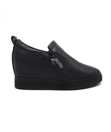 Pantofi Sport De Dama Evolutions Full Negri - Trendmall.ro