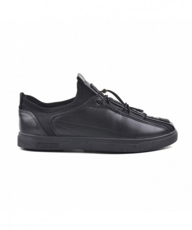 Pantofi Casual Spertoglo Negri - Trendmall.ro