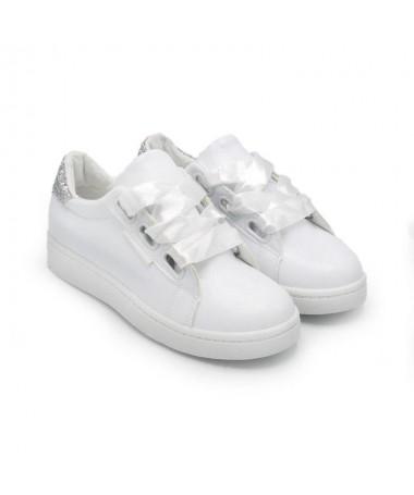 Pantofi Sport De Dama Laier Albi - Trendmall.ro