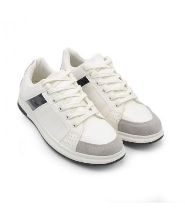 Pantofi Sport De Barbati Barb Albi - Trendmall.ro