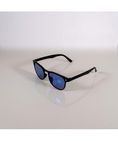 Ochelari De Soare Clubmaster Raymond Albastri Unisex - Trendmall.ro