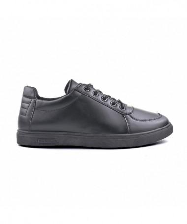 Pantofi Casual Kam Full Negri - Trendmall.ro