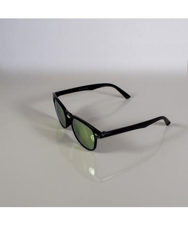 Ochelari De Soare Clubmaster Raymond Verzi Unisex - Trendmall.ro