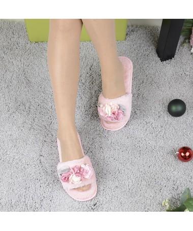 Papuci De Dama Doris Roz - Trendmall.ro