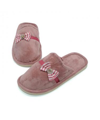 Papuci De Dama Veria Piersica - Trendmall.ro