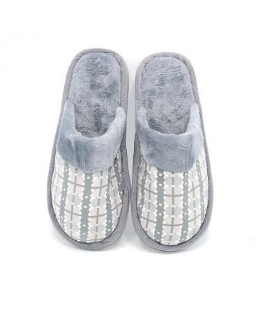 Papuci De Dama Kaslay Gri - Trendmall.ro