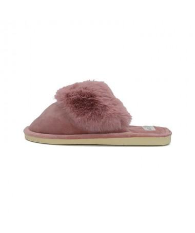 Papuci De Dama Evas Piersica - Trendmall.ro