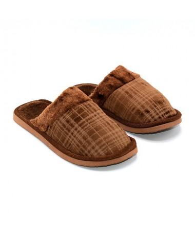 Papuci De Barbati Line Maro - Trendmall.ro