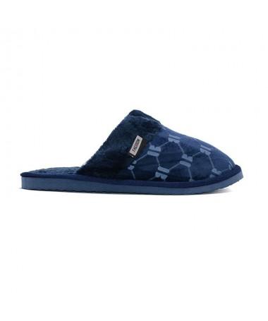 Papuci De Barbati Bob Albastri - Trendmall.ro