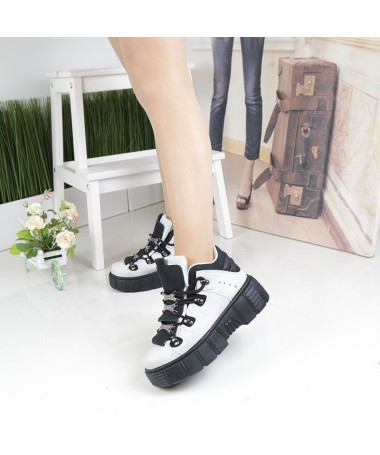 Pantofi Sport De Dama Deli Gri - Trendmall.ro