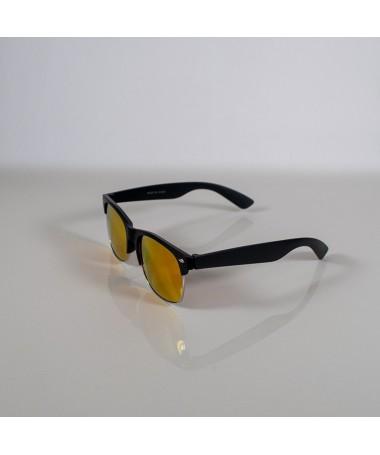 Ochelari De Soare Clubmaster Vivir Portocalii Unisex - Trendmall.ro