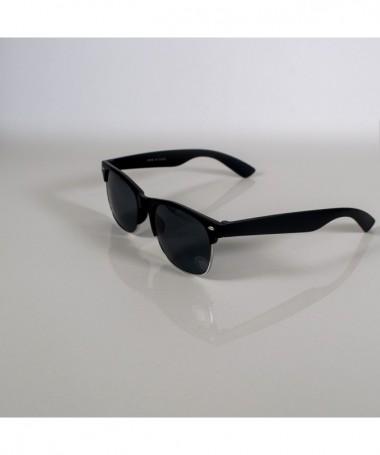 Ochelari De Soare Clubmaster Vivir Negri Unisex - Trendmall.ro