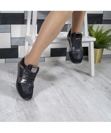 Pantofi Sport Felly Kay De Dama Negri - Trendmall.ro