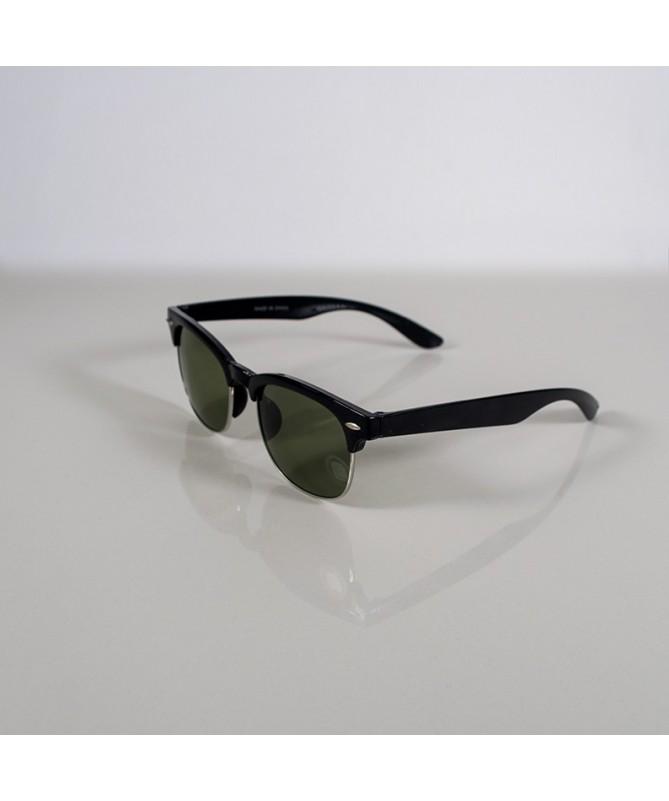 Ochelari De Soare Clubmaster Lazy Sun Unisex Verzi - Trendmall.ro