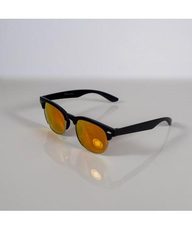 Ochelari De Soare Clubmaster Lazy Sun Unisex Roz - Trendmall.ro